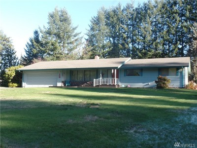 Chehalis Single Family Home For Sale: 108 Cedar Dr