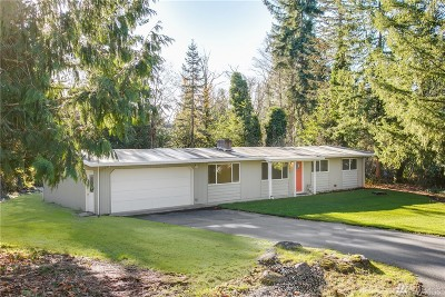 King County Single Family Home For Sale: 22709 SE 16th