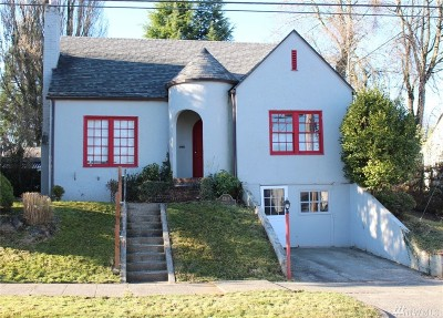 Olympia Single Family Home For Sale: 1315 Chestnut St SE