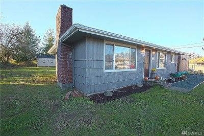 Sedro Woolley Single Family Home For Sale: 1028 Borseth St
