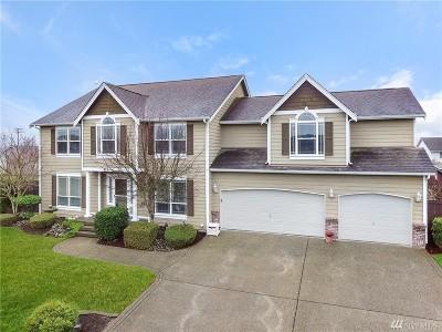 Buckley Single Family Home For Sale: 425 Sorensen St