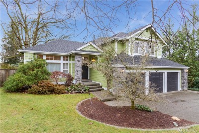 Lake Tapps Single Family Home For Sale: 21622 23rd St Ct E