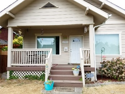 Single Family Home For Sale: 5904 S I St