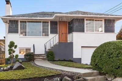 Single Family Home For Sale: 2453 S Spencer St