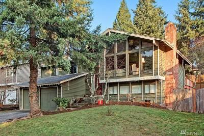 Kirkland Single Family Home For Sale: 11018 128th Place NE