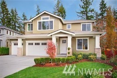Renton Single Family Home For Sale: 206 Shadow (Lot 2) Ave NE