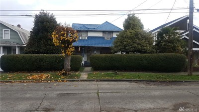 Seattle Single Family Home For Sale: 1626 25th Ave