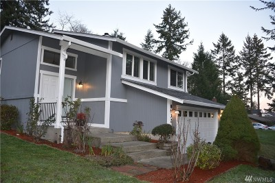 Olympia Single Family Home For Sale: 8632 8th Wy SE
