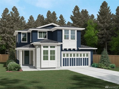Gig Harbor Single Family Home For Sale: 10746 Rocky Peak Place #153