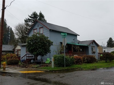 Single Family Home For Sale: 809 Front Ave SW