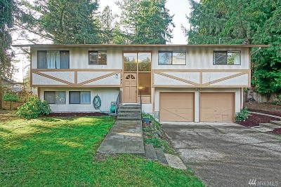 Single Family Home For Sale: 31707 46th Place S