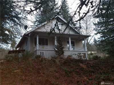 Single Family Home For Sale: 504 Germany Creek