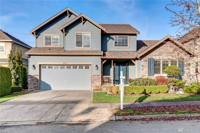 Bothell Single Family Home For Sale: 3807 185th St SE