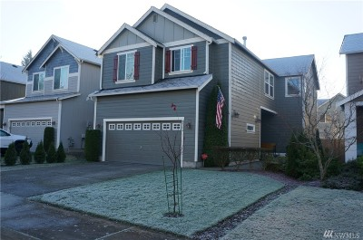 Puyallup Single Family Home For Sale: 8704 187th St Ct E
