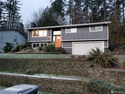 Puyallup Single Family Home For Sale: 12114 83rd Ave E