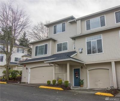 Auburn WA Condo/Townhouse For Sale: $239,000