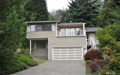 Bellevue Rental For Rent: 4813 158th Ave SE