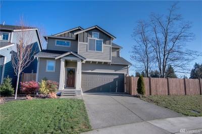 Tumwater Single Family Home For Sale: 1534 77th Trail SE