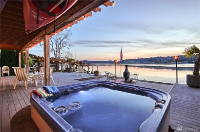 Gig Harbor Single Family Home For Sale: 3580 E State Route 302