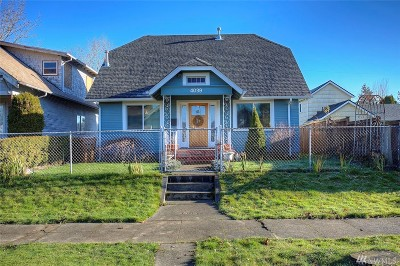 Tacoma Single Family Home For Sale: 4039 S Park Ave