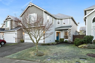 Puyallup Single Family Home For Sale: 11510 185th St E