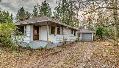 Bellingham Single Family Home For Sale: 3838 Idaho St