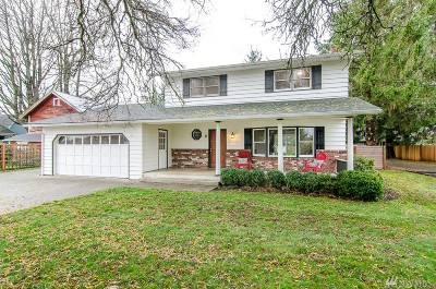 Lynden Single Family Home For Sale: 8415 Double Ditch Rd
