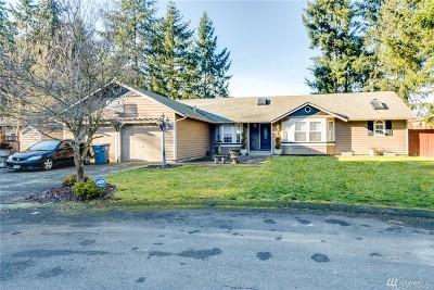 Spanaway Single Family Home For Sale: 23508 50th Av Ct E