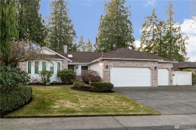 Everett Single Family Home For Sale: 4410 120th Place SE