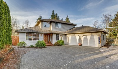 Bellingham Single Family Home For Sale: 2497 Autumnwood Ct