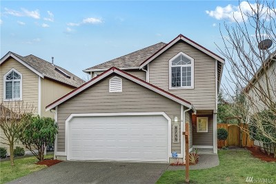 Lacey Single Family Home For Sale: 8759 NE Wallingford
