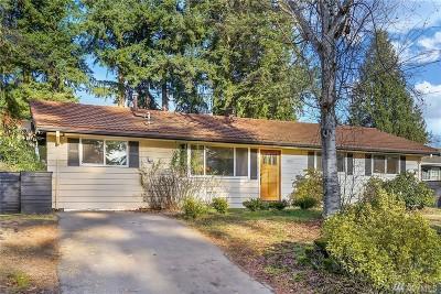 Kirkland Single Family Home For Sale: 10304 NE 136 Place