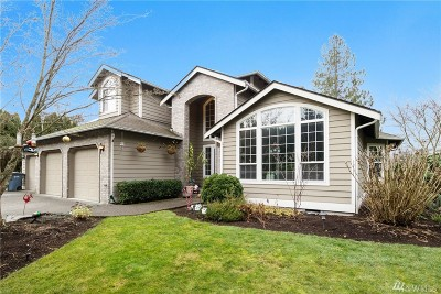 Puyallup Single Family Home For Sale: 2121 3rd St SE