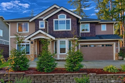 Bellevue Single Family Home For Sale: 3933 153 Ave SE