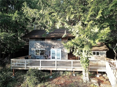 Olympia Single Family Home For Sale: 2219 Summit Lake Shore Rd NW