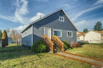 Centralia Single Family Home For Sale: 1309 Crescent Ave
