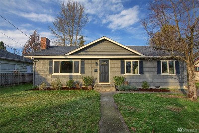 Sumner Single Family Home For Sale: 1521 16th St