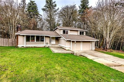 Gig Harbor Single Family Home For Sale: 6723 43rd St Ct NW
