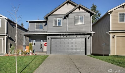 Puyallup Single Family Home For Sale: 14720 55th Av Ct E