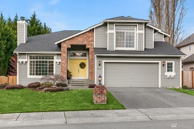 Bothell Single Family Home For Sale: 2001 237th Place SE