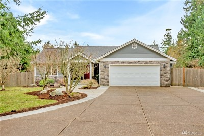 Pierce County Single Family Home For Sale: 1056 Nootka Dr