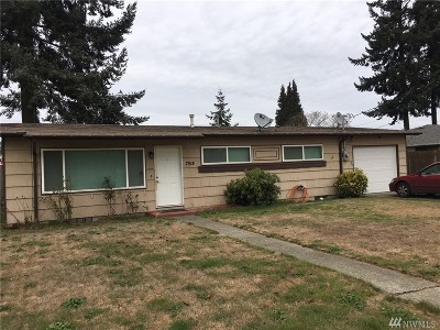 Olympia Single Family Home For Sale: 7514 3rd Ave SE