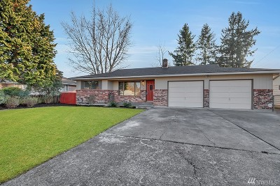 Puyallup Single Family Home For Sale: 1904 12th Ave NW