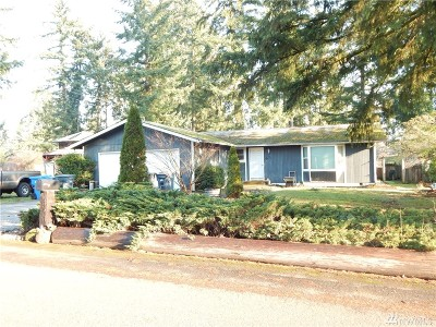 Puyallup Single Family Home For Sale: 16003 68th Av Ct E