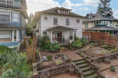 Pierce County Single Family Home For Sale: 720 N J St