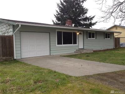 Covington Single Family Home For Sale: 26877 172nd Pl SE
