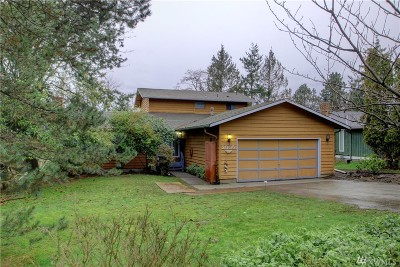 Whatcom County Single Family Home For Sale: 2805 Huron St