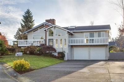 Federal Way Single Family Home For Sale: 4205 SW 314th Place