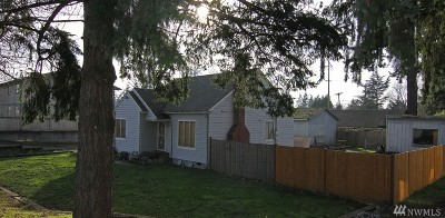 Tacoma Single Family Home For Sale: 10708 Park Ave S