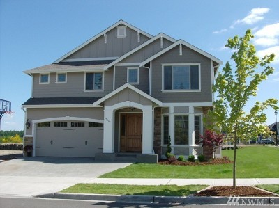 Lacey Single Family Home For Sale: 7819 Greenview Dr NE